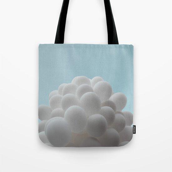 Lighter than air - balloons Tote Bag