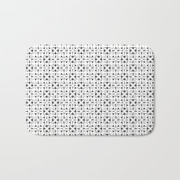 Arrows Pattern Bright Bath Mat