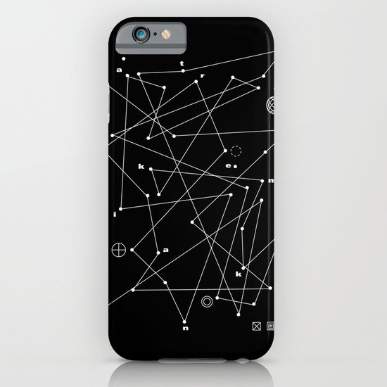 Raumkrankheit iPhone & iPod Case