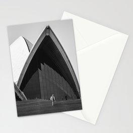 Opera House Steps Stationery Cards