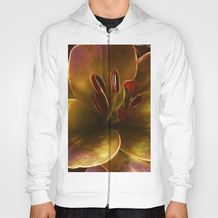 A touch of Gold Hoody
