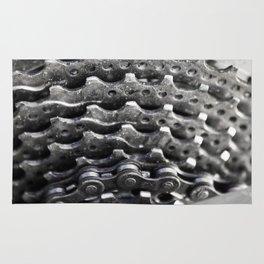 Rear mountain bike cassette Rug