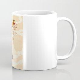 The land of the rising zine Coffee Mug