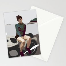 Grey Days Stationery Cards