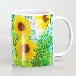 Yellow Splender Coffee Mug