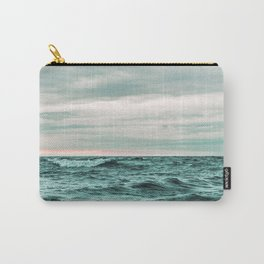 Wild Sea #society6 #buyart Carry-All Pouch