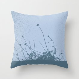 2d World Throw Pillow