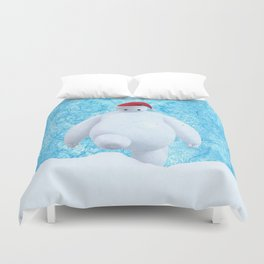 Baymax clause Duvet Cover