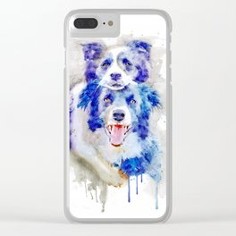 Best Buddies Clear iPhone Case