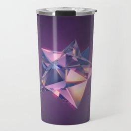 Crystal Facet. Travel Mug