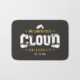 Lung Hitter's Cloud University Bath Mat