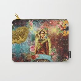 Katniss - Girl on Fire Carry-All Pouch