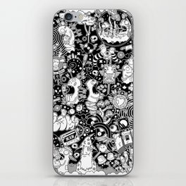 Grandson Of Doome iPhone Skin
