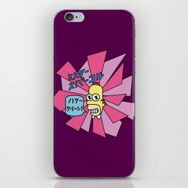 Mr. Sparkle iPhone Skin
