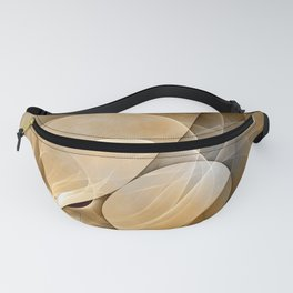 Fractal Art Series Patina Style 4 Fanny Pack