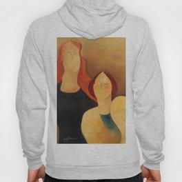 Two women Hoody