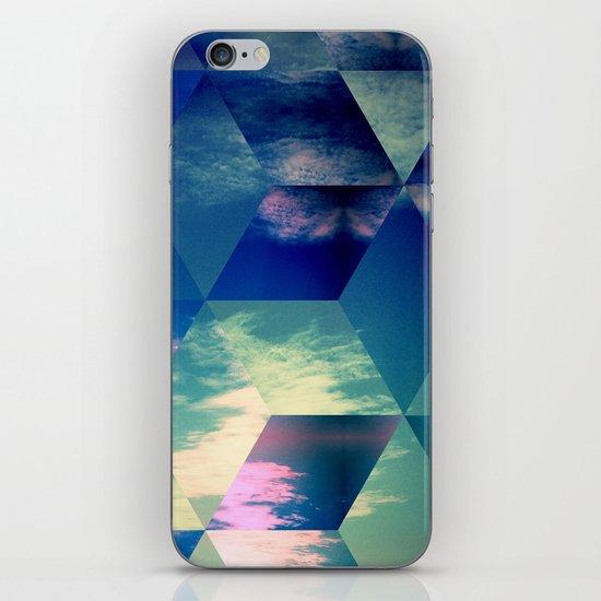 Distraction iPhone & iPod Skin