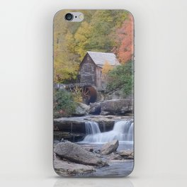 Almost Heaven Grist Mill iPhone Skin