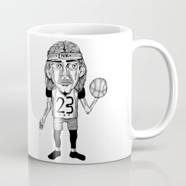 INK BALLER Coffee Mug