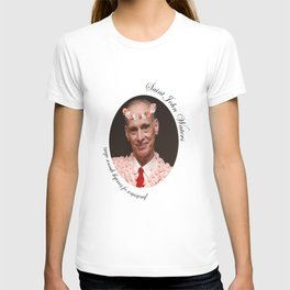 Saint John Waters T-shirt