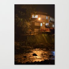 A River View Room Canvas Print