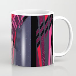 Lively Musical Dimensions Coffee Mug