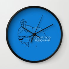Studio Yip-Yip Wall Clock