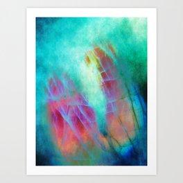 α Vulpeculae Art Print