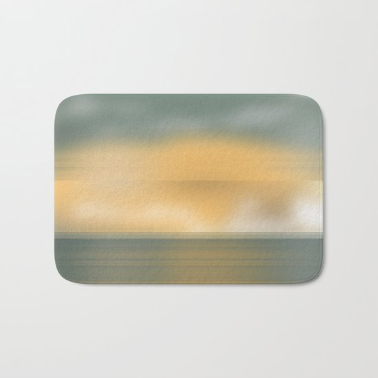 Sea Sky Bath Mat