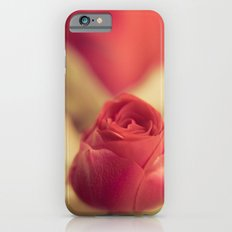 A red rose for your sweetheart ... Slim Case iPhone 6s