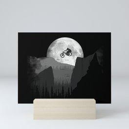 Moon Jump Mini Art Print
