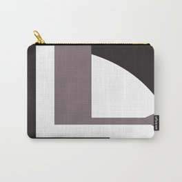 Simply black and white? Not always…. Carry-All Pouch