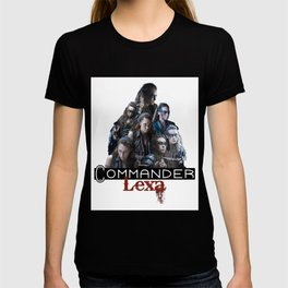 Commander Lexa T-shirt