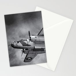 North American B-25 Mitchell Stationery Cards