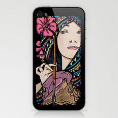 Tribal Artist iPhone & iPod Skin