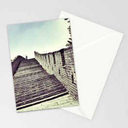 Great Wall Of China Stationery Cards