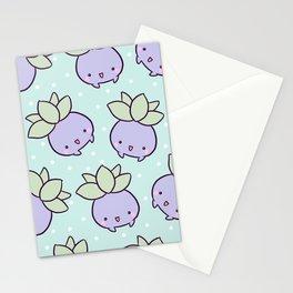 Happy Turnip Stationery Cards