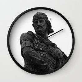 Skopje II Wall Clock