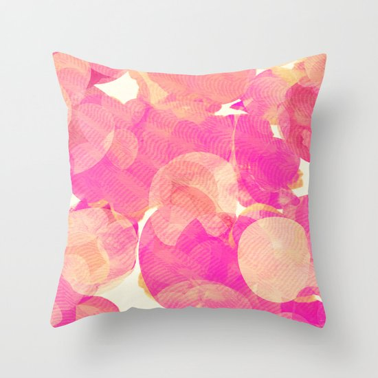 they found donut on mars Throw Pillow