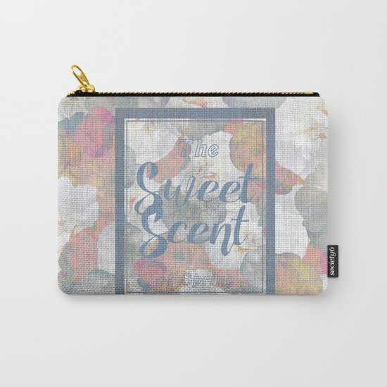 The Sweet Scent of Spring Carry-All Pouch
