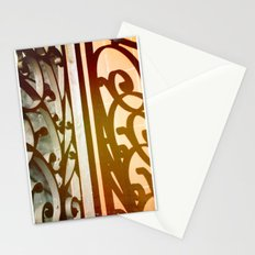 Afternoon Shadows Stationery Cards