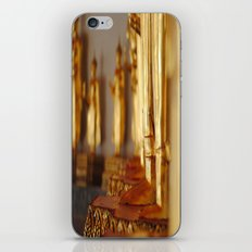 Golden Deities iPhone & iPod Skin