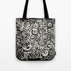 Earthly Creatures #1 Tote Bag