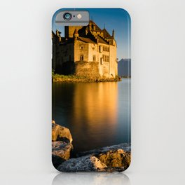 Chillon Castle 2 iPhone Case