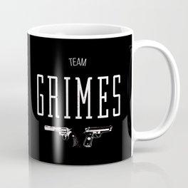 Team Grimes Coffee Mug