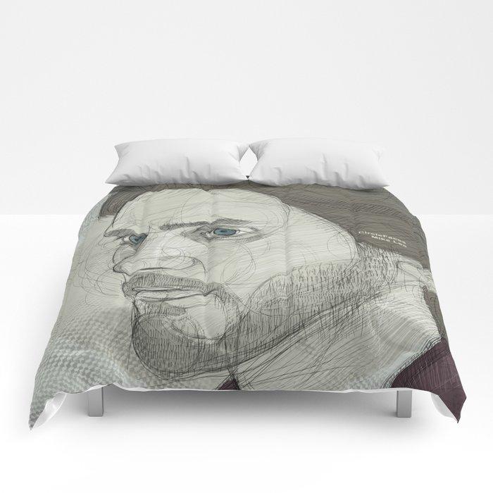 circlefaces Comforters
