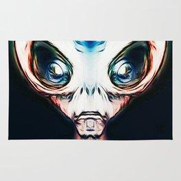 Alien Nation Rug