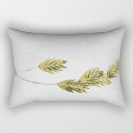 simple sea  oats Rectangular Pillow