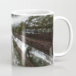 Redwood Portal - nature photography Coffee Mug