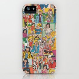 Archie Comic iphone case